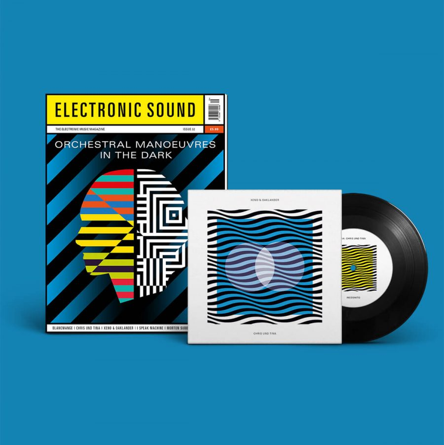 Electronic Sound Magazine - Issue 32 Mag/Vinyl bundle